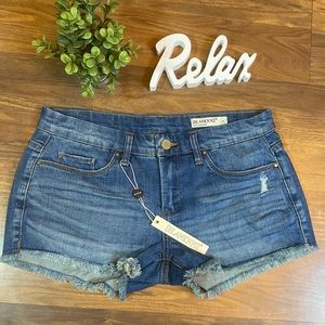 🆕Blank NYC little queenie jean short